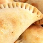 Empanadas mit verschiedenen Füllungen